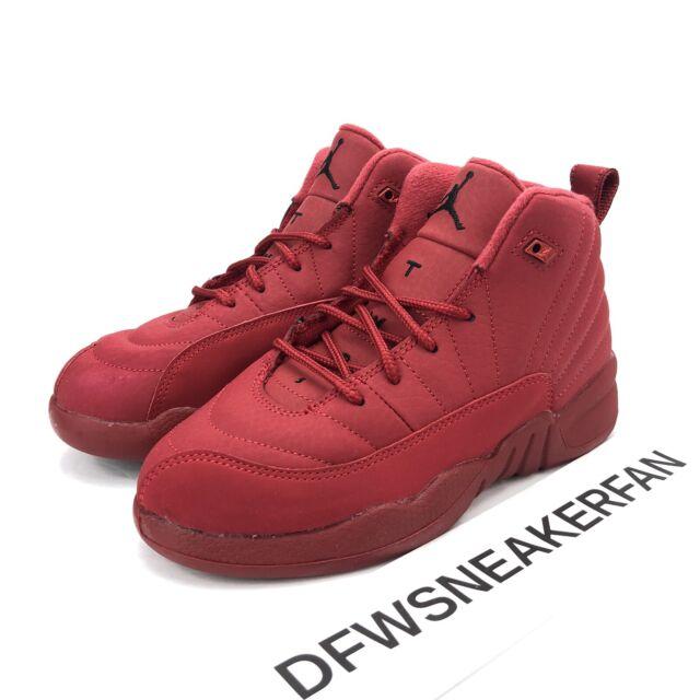 Kids Jordan 12 Retro BP 151186-617