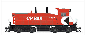 RAPIDO 1 87 HO CP CANADIAN PACIFIC SW1200 RS RD. DCC & SOUND 26523 F S