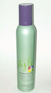 PUREOLOGY-CLEAN-VOLUME-WEIGHTLESS-MOUSSE-8-4-oz