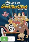 Let's Go Ghostbusters : Vol 2 (DVD, 2016, 4-Disc Set)