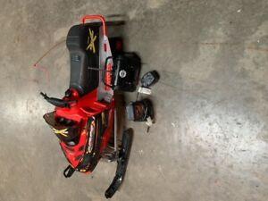 New Bright 1/5th Scale RC Ski-Doo Snowmobile   eBay