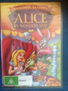 Alice In Wonderland Story Book