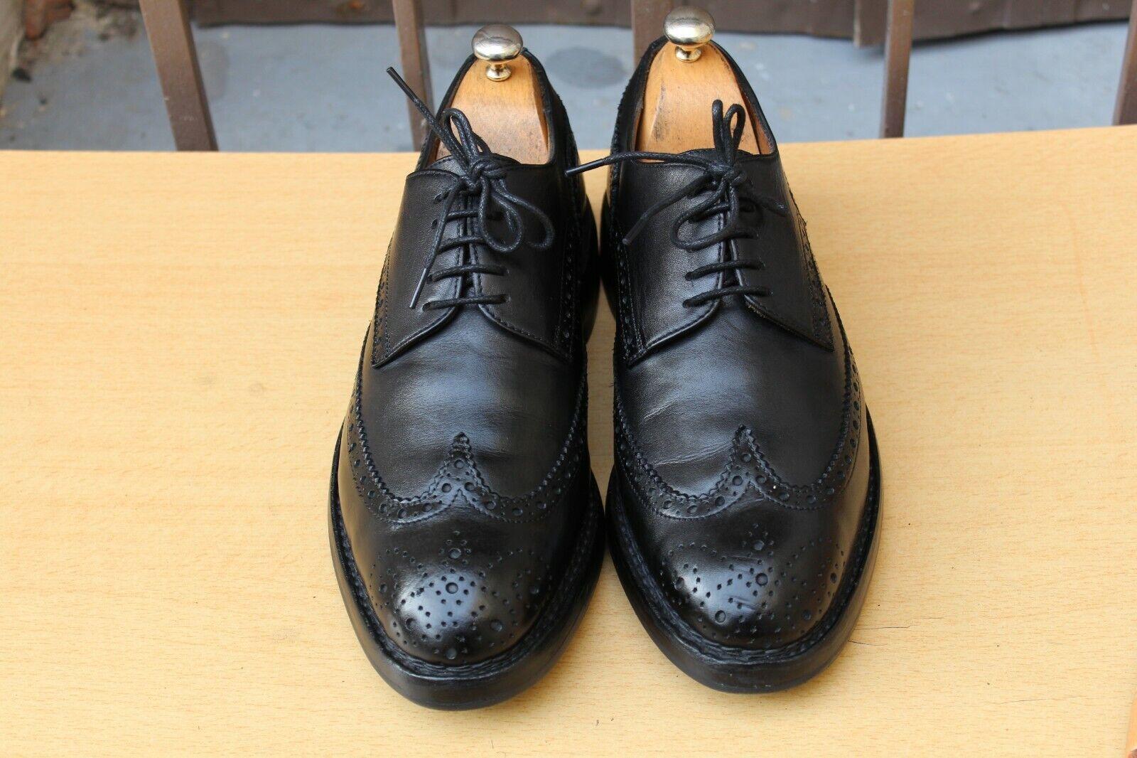 CHAUSSURE BOWEN CUIR RICHELI  42 EXCELLENT ETAT hombres zapatos