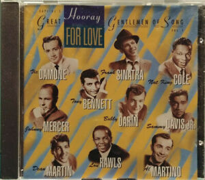 HOORAY-FOR-LOVE-GENTLEMEN-OF-SONG-VOL-1-CD-DISK-GOOD