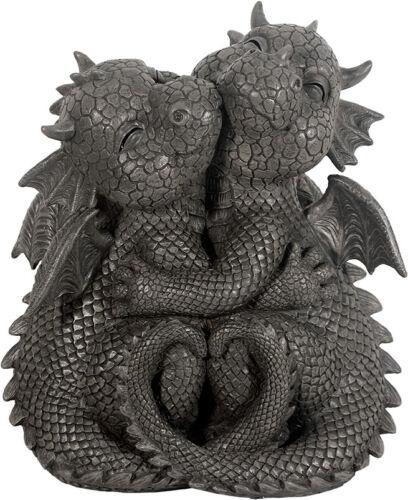 "Garten Gartendrachen /""Loving Dragons/"" Dekoration"