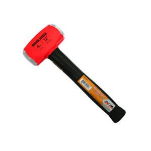 DuraDrive 4 lb. 12 in. Club Hammer with Fiberglass Handle
