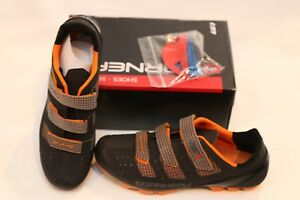 New-Louis-Garneau-Men-039-s-Graphite-Mountain-Bike-Shoes-47-12-Carbon-MTB-Black-300
