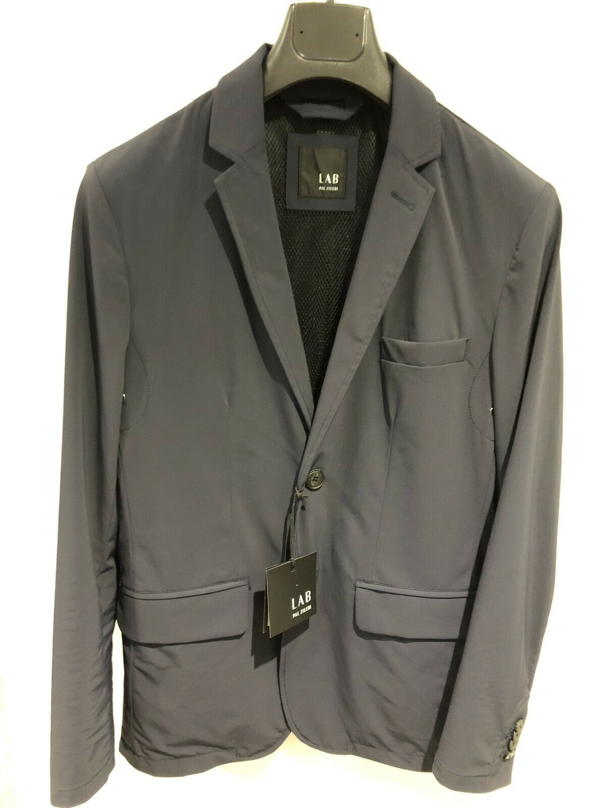 Pal Zileri LAB Sports Tech Blazer Was  Now
