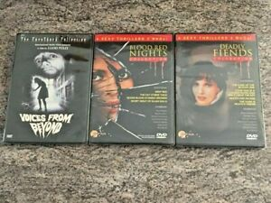 9-Horror-Giallo-Films-on-3-DVD-Sets-Lucio-Fulci-Dario-Argento-NEW-SEALED