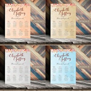 Personalised-Wedding-Seating-Plan-Planner-Table-Plans-Chart-Layout-A1-A2-A3