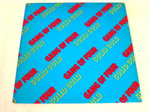 1981-Gang-of-Four-Solid-Gold-LP-Vinyl-Record-Album-BSK-3565