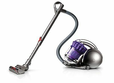 Dyson Official Outlet - DC37 Canister Vacuum (Refurbished) - 2 YEAR WARRANTY