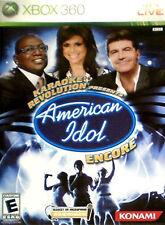 XBox 360 Karaoke Revolution Presents American Idol Encore 2 (Game Only - NO MICR
