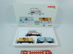 Aw507-1-Marklin-Marklin-h0-ac-94015-voiture-set-Langnese-Iglo-DB-Neuw-OVP