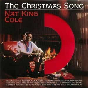 Nat King Cole THE CHRISTMAS SONG (DOS761MB) Music LIMITED New Colored Vinyl LP 889397107130   eBay