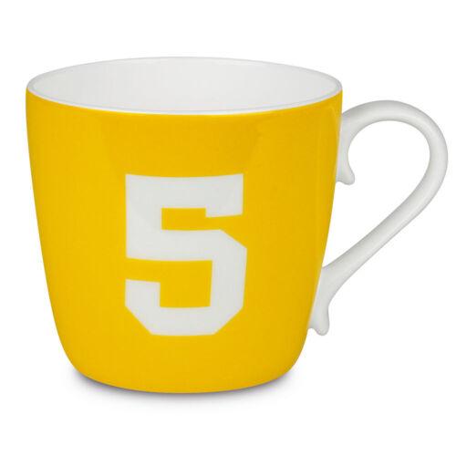 Könitz Colours Mug Numbers