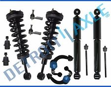 Brand New 12pc Complete Front Suspension Kit for Ford F-150 Lincoln Mark LT 4x4