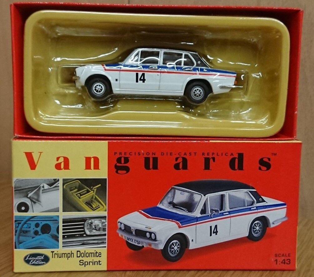 Corgi VA53001 British Leyland Rally Dolomite Sprint Ltd Edition No. 0003 of 5500