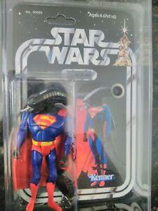 Star Wars Empire contre-attaque du Super Alien Man Bootleg Figure 1/1