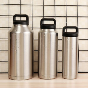 18oz36oz64oz Stainless Steel Vacuum Insulated Water Bottle Travel