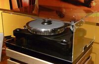 Gingko Audio Vp Clear Acrylic Tabletop Dust Cover For Vpi Prime Turntable