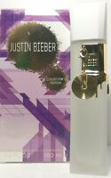 Justin Bieber Collector's Edition Edp Spray For Women 3.4 Oz / 100 Ml Item
