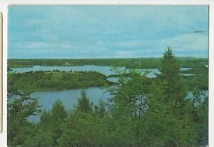 Lower-Lough-Erne-From-Carrickreagh-1982-Postcard-118a