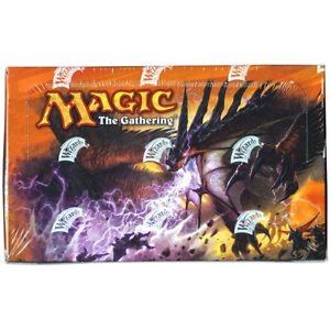 Sealed English MTG Booster Box Dragons of Tarkir