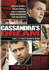 Cassandra's Dream 0796019810647 With Colin Farrell DVD Region 1