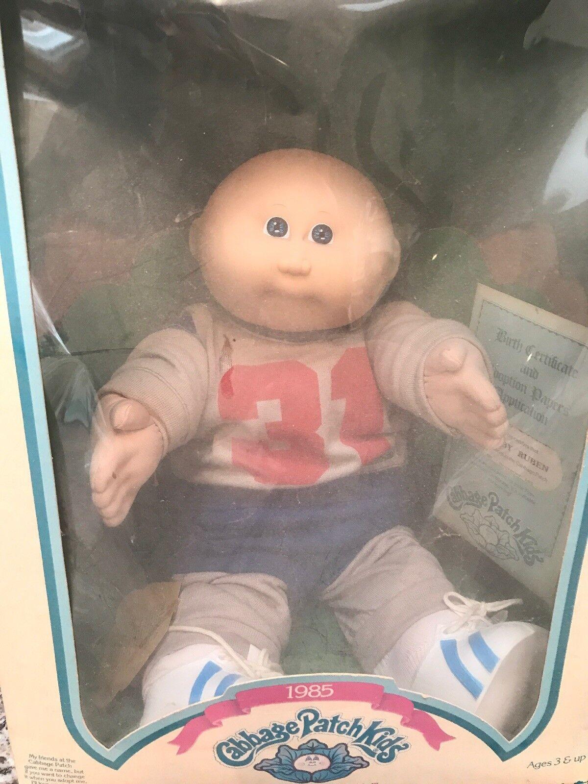 1985 Vintage Cabbage Patch Doll Baldie