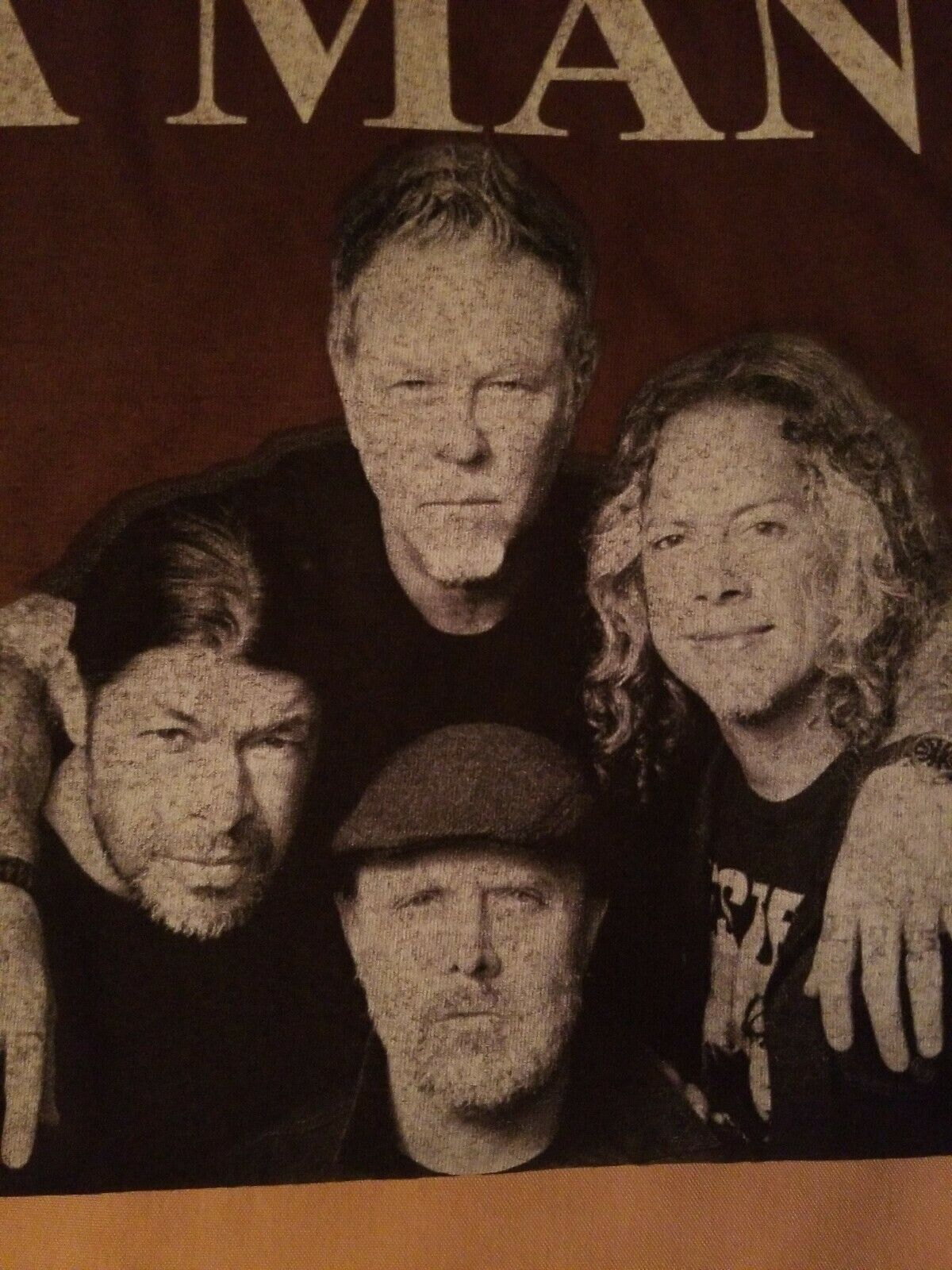 Never Underestimate MAN Who Listens to Metallica … - image 12