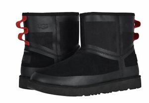 Men's Classic Mini Deco Boot, Navy | Chaussure