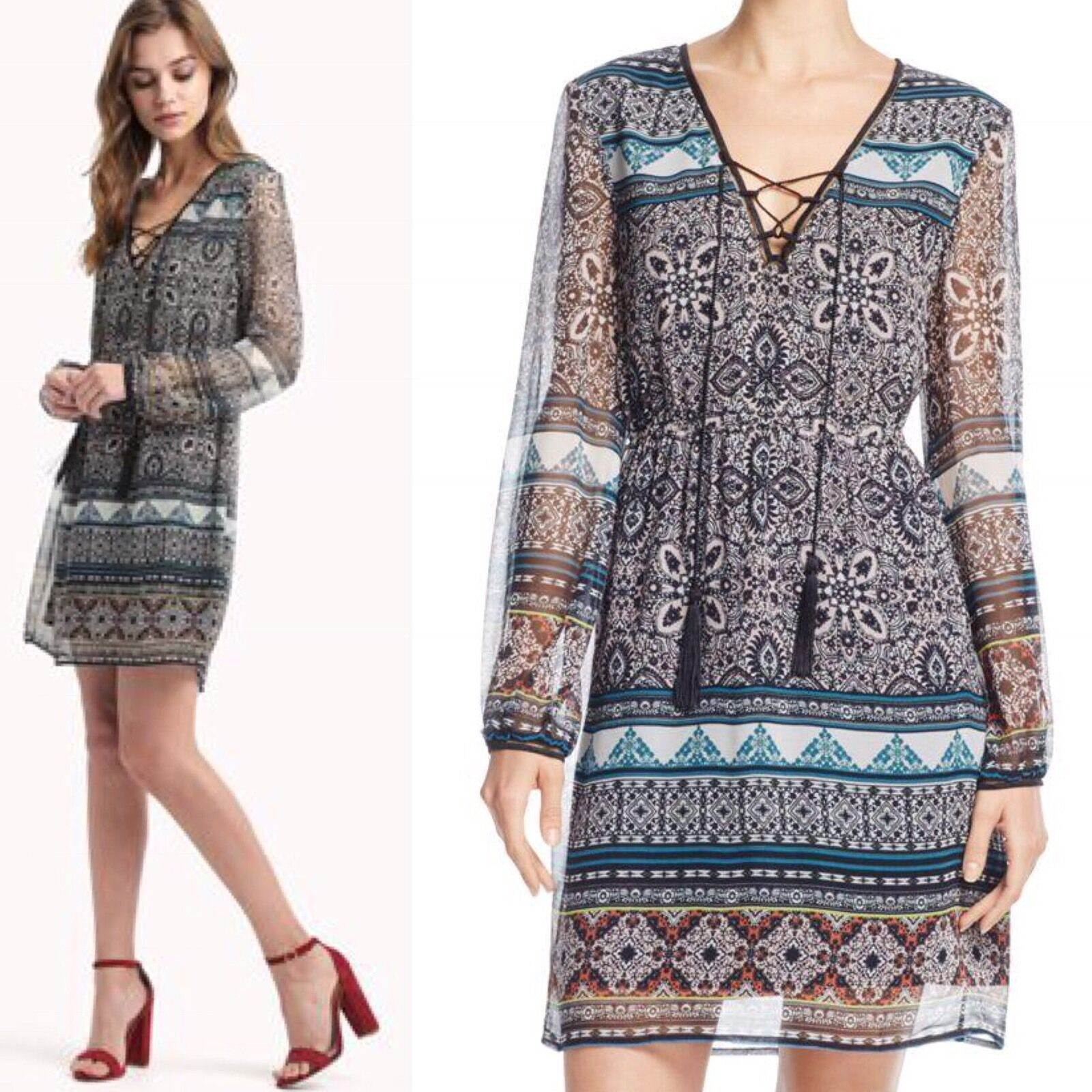 ELLA MOSS Jacinda Dress Size S NWT