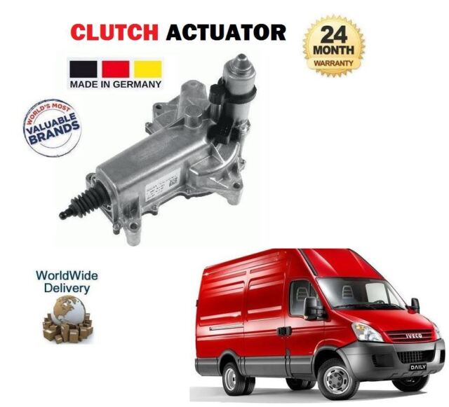 FOR IVECO DAILY 70C14 70C17 3.0 2998cc 2007-/>NEW CLUTCH ACTUATOR SLAVE CYLINDER