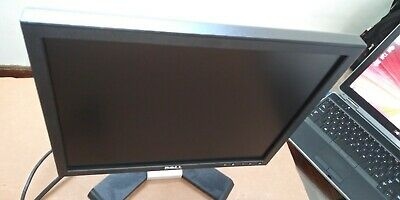 """Dell 1708FPT 17/"""" LCD Monitor USB Hub w//Stand"""