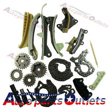 Engine Timing Chain Kit w/ Gears 97-09 Ford Explorer Mazda Mercury 4.0L SOHC V6
