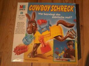 Cowboy Schreck, MB Spiel, bitte dringend lesen