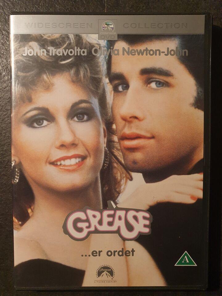 GREASE …Er Ordet (Med sanghæfte), instruktør Randal