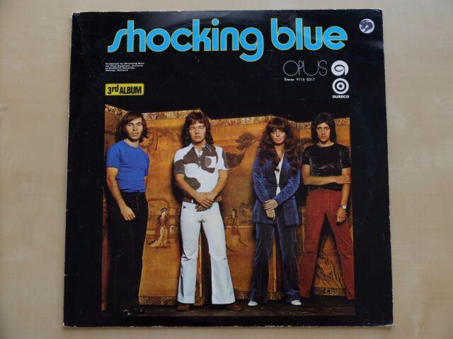 Shocking Blue_3rd Album_LP_Opus (Czech Edition)