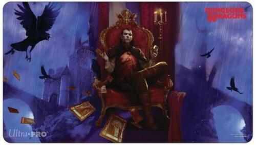 New Play TD2 Dungeons /& Dragons ULT86522 Count Strahd Von Zarovich Playmat