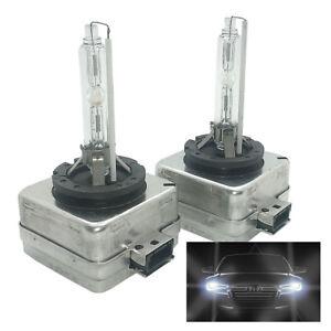 HID Xenon Headlight Bulb 4300k White D3S Fits Audi A1 A5 Q3 Q5 AMD3SDB43x1AU