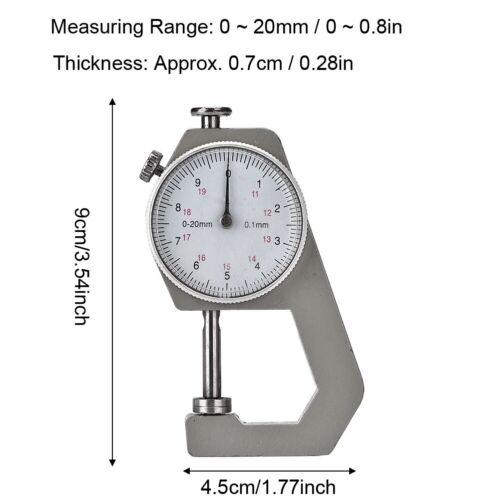 0-20mm Pearl Thickness Bead Diameter Jewelry Measuring Instruments Gauge Caliper