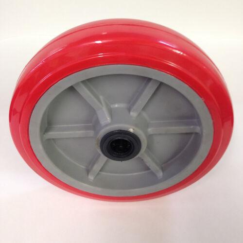 Polyolefin Wheel Heavy Duty 8″ X 2″ Polyurethane