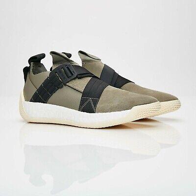 Adidas Harden Ls 2 Buckle Olive Green Size 8.5 AQ0020 Boost Basketball James   eBay