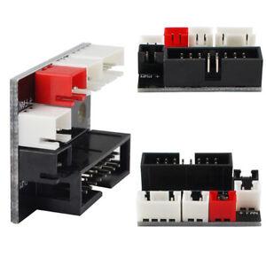 Adaptador de D6 V1.2 amplían Inter Board 3D piezas de la impresora para Wanhao I 3 Plus MK2/D9 FR