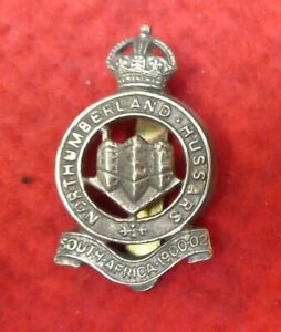 Northumberland-Hussars-cap-badge