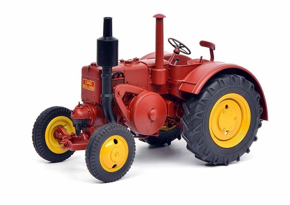 hasta 42% de descuento 450011700 roadster 1 1 1 18 K.L. Bulldog Tractor Rojo  entrega rápida