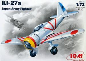 NAKAJIMA-KI-27a-NATE-1-72-ICM