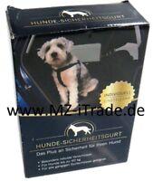 Hunde Sicherheitsgurt Sicherheit Gurt Geschirr Hundegurt Anschnallgurt M 40 kg