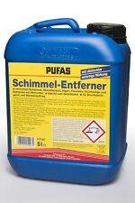 Pufas Schimmel-Entferner 5l Schimmelreiniger Schimmel-Ex Schimmelschutz